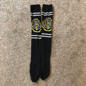 Knee high Harry Potter socks